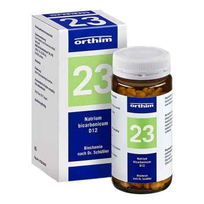Biochemie Orthim 23 Natrium bicarbonicum D12 Tab.  bei apo-discounter.de bestellen