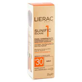 Lierac Sunific Lsf30 Puder Sable