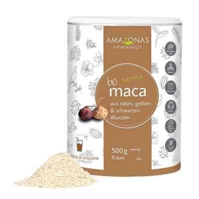 Maca 100% Pur Bio Pulver  bei bioapotheke.de bestellen