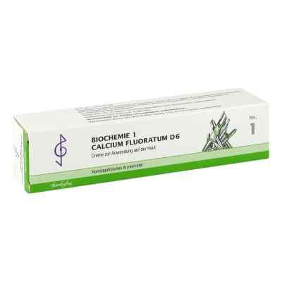 Biochemie 1 Calcium fluoratum D 6 Creme  bei apo-discounter.de bestellen