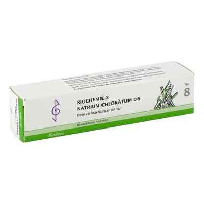 Biochemie 8 Natrium chloratum D 6 Creme  bei apo-discounter.de bestellen