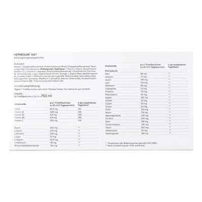 Hepabolan A&t Trinkampullen  bei apo-discounter.de bestellen
