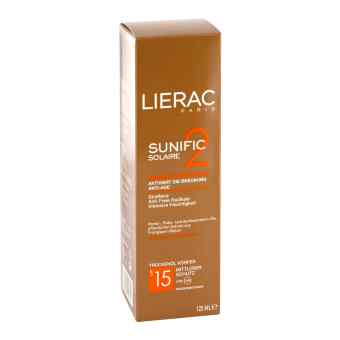 Lierac Sunific Lsf15 öl