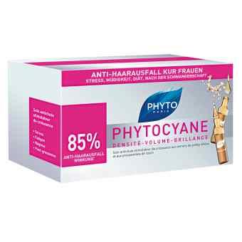 Phyto Phytocyane Kur Anti-haarausfall Frauen Ampullen  bei apo-discounter.de bestellen