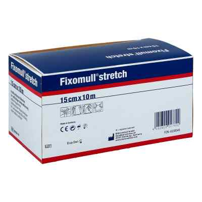 Fixomull stretch 10mx15cm