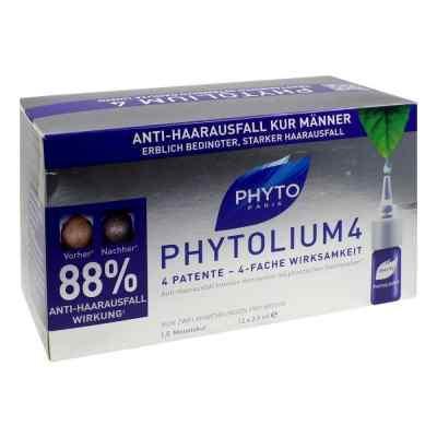 Phyto Phytolium 4 Kur Anti-haarausfall Männer  bei apo-discounter.de bestellen