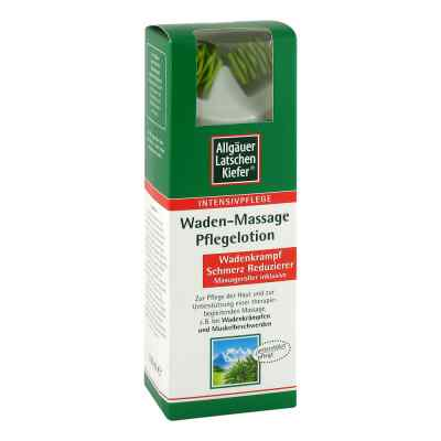 Allgäuer Latschenk. Waden-massage Pflegelotion  bei apo-discounter.de bestellen