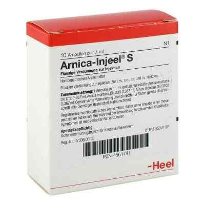 Arnica Injeel S Ampullen  bei apo-discounter.de bestellen