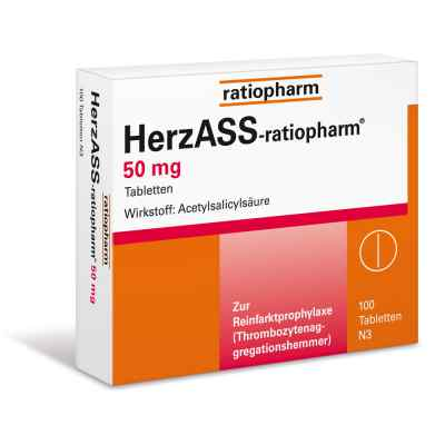 HerzASS-ratiopharm 50mg