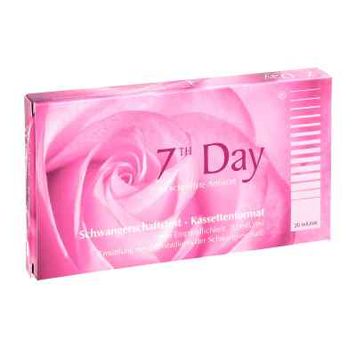 7 Th Day Schwangerschaftstest