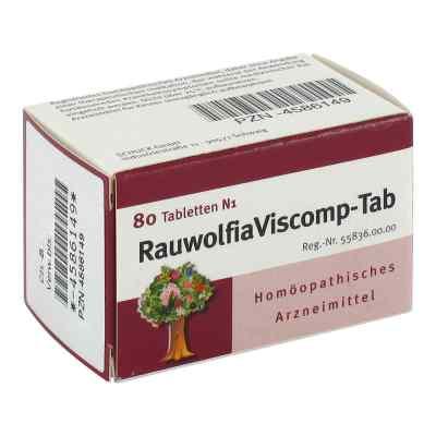 Rauwolfiaviscomp Tab Tabletten  bei apo-discounter.de bestellen