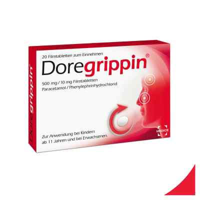 Doregrippin 500mg/10mg