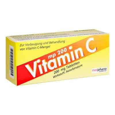 Vitamin C 200 mg Tabletten  bei apo-discounter.de bestellen