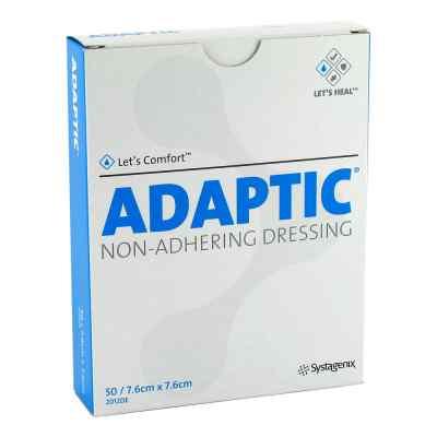 Adaptic 7,6x7,6cm 2012de feuchte Wundauflage  bei apo-discounter.de bestellen