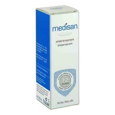 Medisan Plus Antitranspirant Roll-on  bei apo-discounter.de bestellen