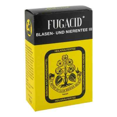 Fugacid Blasen- und Nierentee III  bei apo-discounter.de bestellen