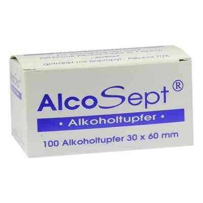 Alkoholtupfer Alcosept  bei apo-discounter.de bestellen