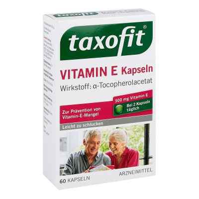 Taxofit Vitamin E Weichkapseln  bei apo-discounter.de bestellen