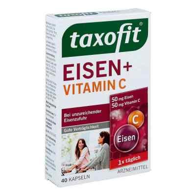Taxofit Eisen+Vitamin C  bei apo-discounter.de bestellen