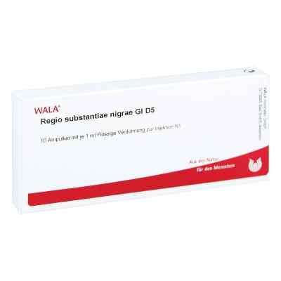 Regio Substanz Nigrae Gl D5 Ampullen  bei apo-discounter.de bestellen