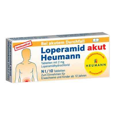 Loperamid akut Heumann  bei apo-discounter.de bestellen