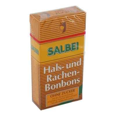 Salbei Hals und Hustenbonbons ohne  Zucker  bei apo-discounter.de bestellen