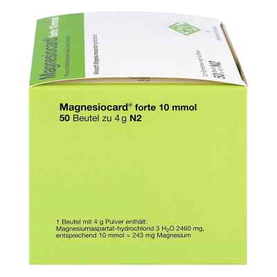 Magnesiocard forte 10 mmol Pulver  bei apo-discounter.de bestellen