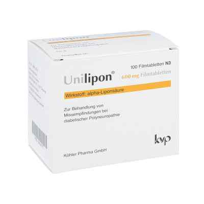 Unilipon 600mg  bei apo-discounter.de bestellen