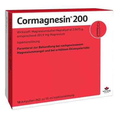 Cormagnesin 200 Ampullen  bei apo-discounter.de bestellen