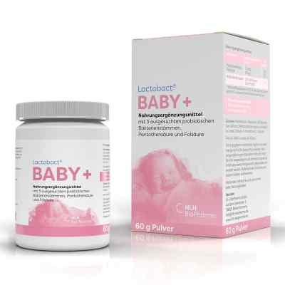 Lactobact Baby Pulver