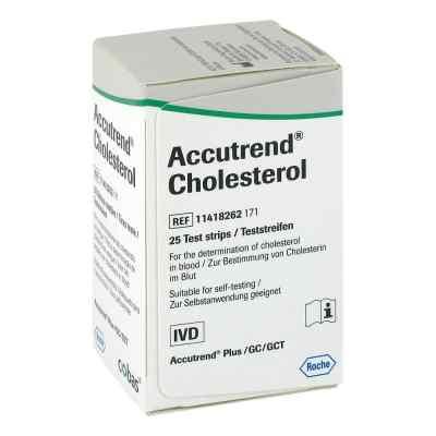 Accutrend Cholesterol Teststreifen  bei apo-discounter.de bestellen