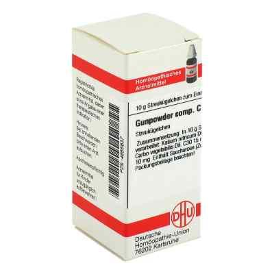 Gunpowder compositus C30 Globuli  bei apo-discounter.de bestellen