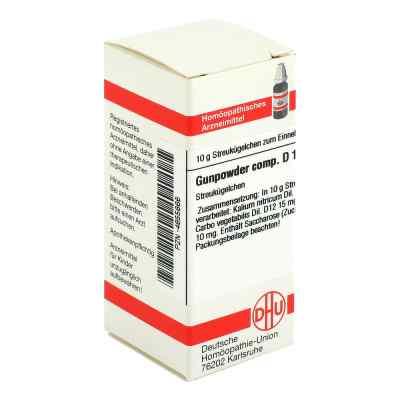 Gunpowder compositus D12 Globuli  bei apo-discounter.de bestellen