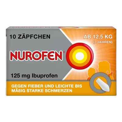 Nurofen Junior 125mg  bei apo-discounter.de bestellen