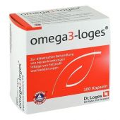 Omega 3-loges Kapseln