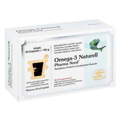 Omega 3 Naturell Pharma Nord Kapseln  bei apo-discounter.de bestellen