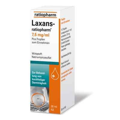 Laxans-ratiopharm 7,5mg/ml Pico  bei apo-discounter.de bestellen