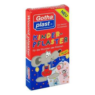 Kinderpflaster Maus  bei apo-discounter.de bestellen