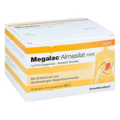 Megalac Almasilat mint Beutel  bei apo-discounter.de bestellen