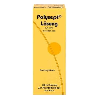Polysept Lösung  bei apo-discounter.de bestellen