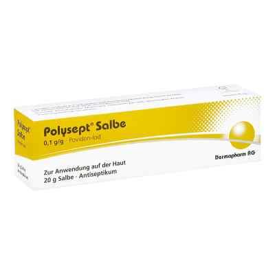 Polysept Salbe  bei apo-discounter.de bestellen