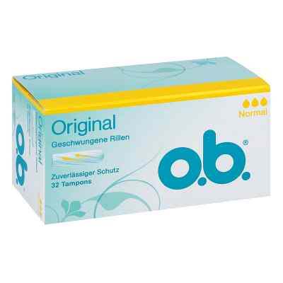 O.b. Tampons normal  bei apo-discounter.de bestellen
