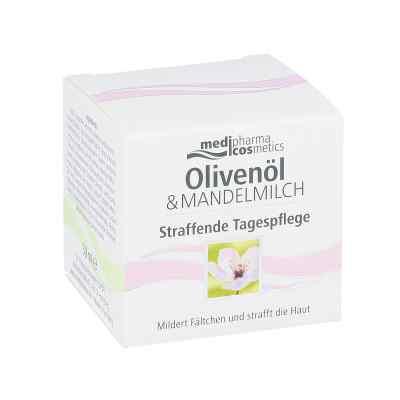 Oliven-mandelmilch straffende Tagespflege