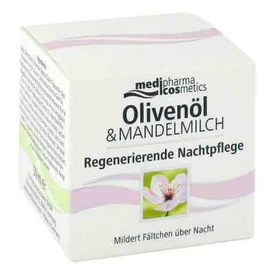 Oliven-mandelmilch regenerierende Nachtpflege  bei bioapotheke.de bestellen