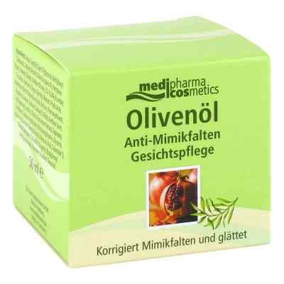 Olivenöl Anti-mimikfalten Gesichtspflege  bei apo-discounter.de bestellen