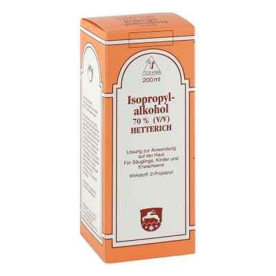Isopropylalkohol 70% V/v Hetterich  bei apo-discounter.de bestellen