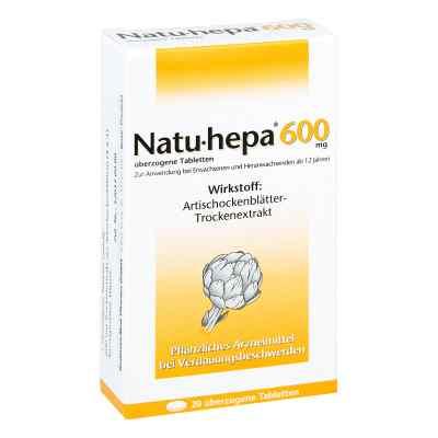 Natu-hepa 600mg  bei apo-discounter.de bestellen