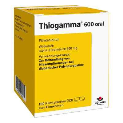 Thiogamma 600 oral  bei apo-discounter.de bestellen