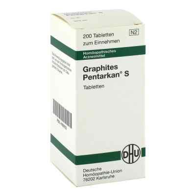 Graphites Pentarkan S Tabletten