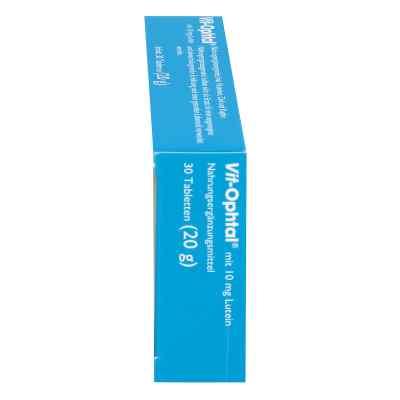 Vit Ophtal mit 10 mg Lutein Tabletten  bei apo-discounter.de bestellen